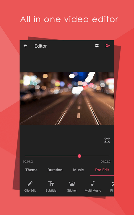 Video Show Video Editor