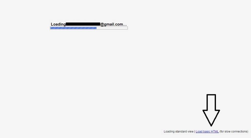 GmailLoadBasicHTML