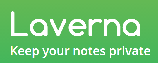 Laverna keep notes private