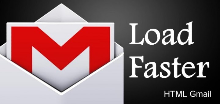 Load Gmail Faster