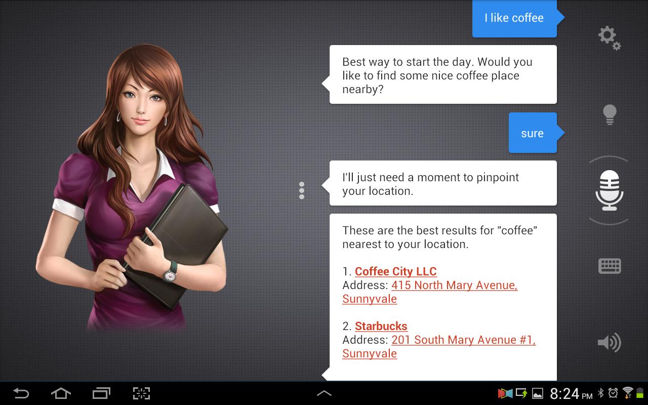 assistant virtual app