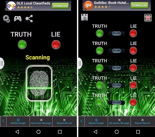 Lie-Detector-Android-App