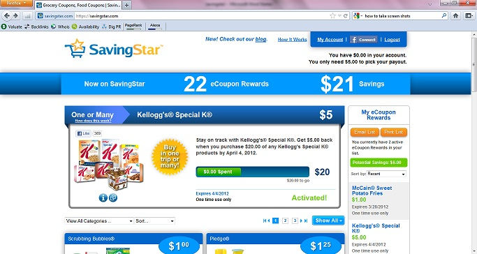 SavingStar-Coupon-Rewards