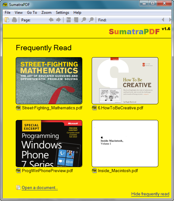 Sumatra-PDF-ebook-reader-app-for-windows