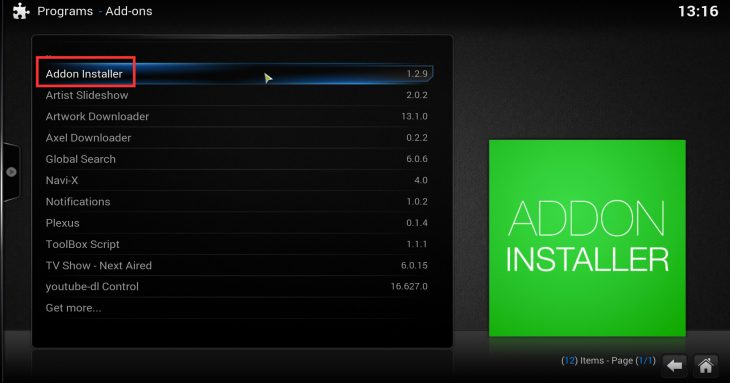 Kodi-programs-Addon-Installer-730x383